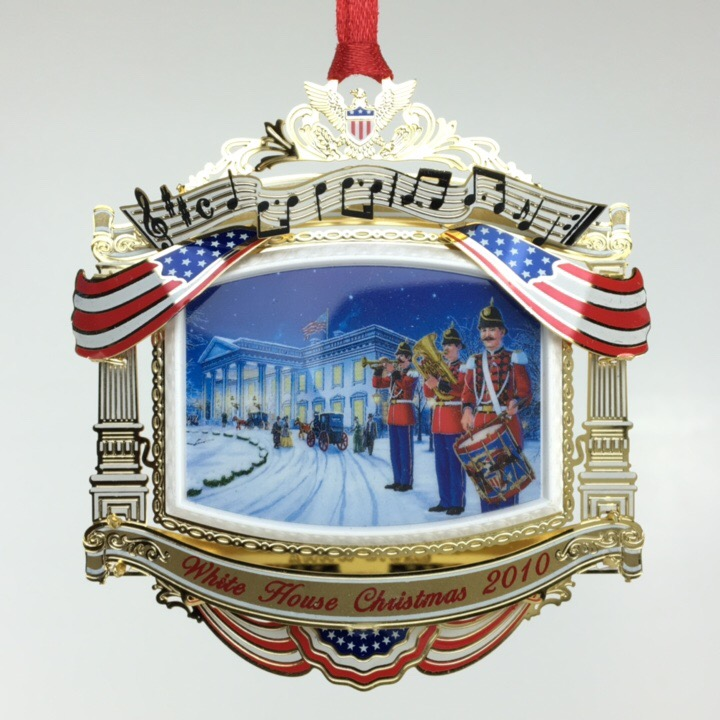 2010 Official White House Historical Association McKinley ...
