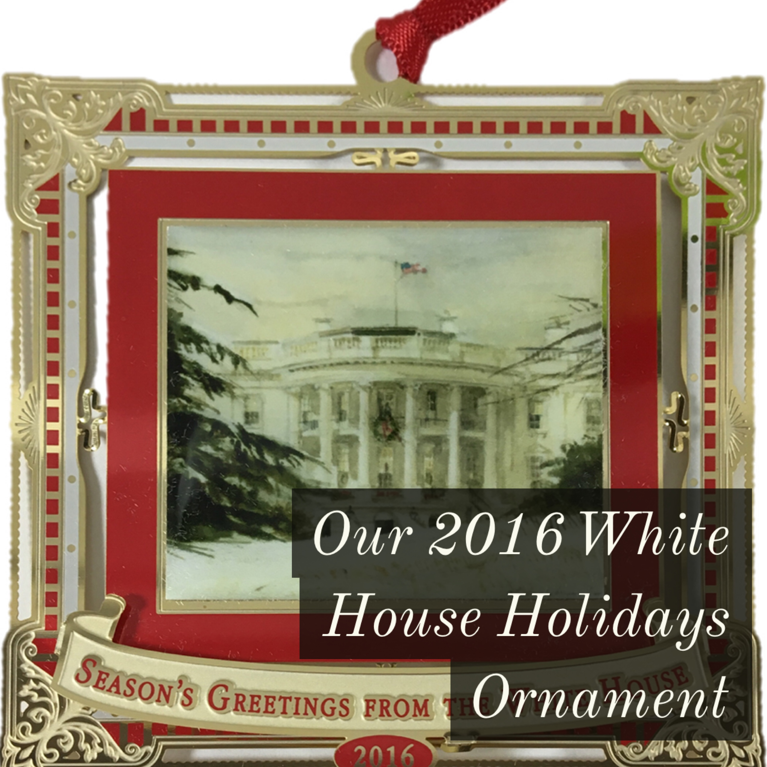 White house ornament coupon code