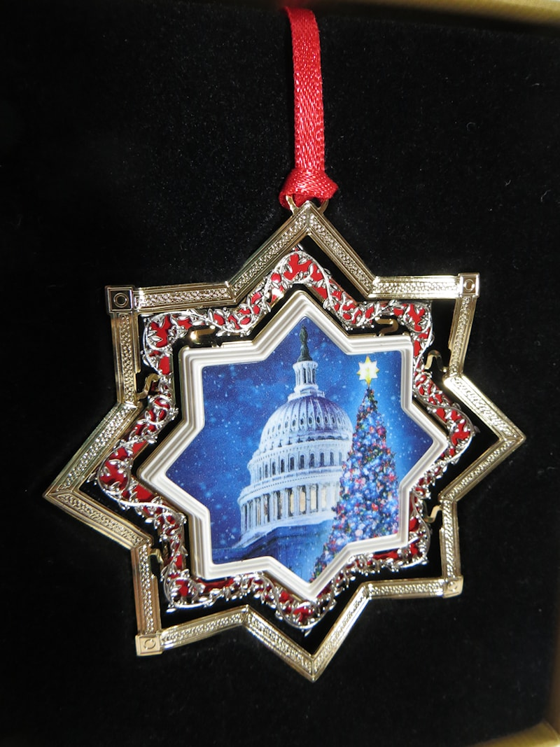 2014 Official U.S. Congressional Holiday Ornament