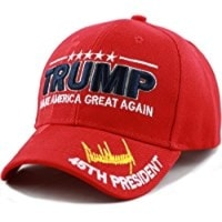 TRUMP Make America Great Again Signature Cap f287ba2e07a