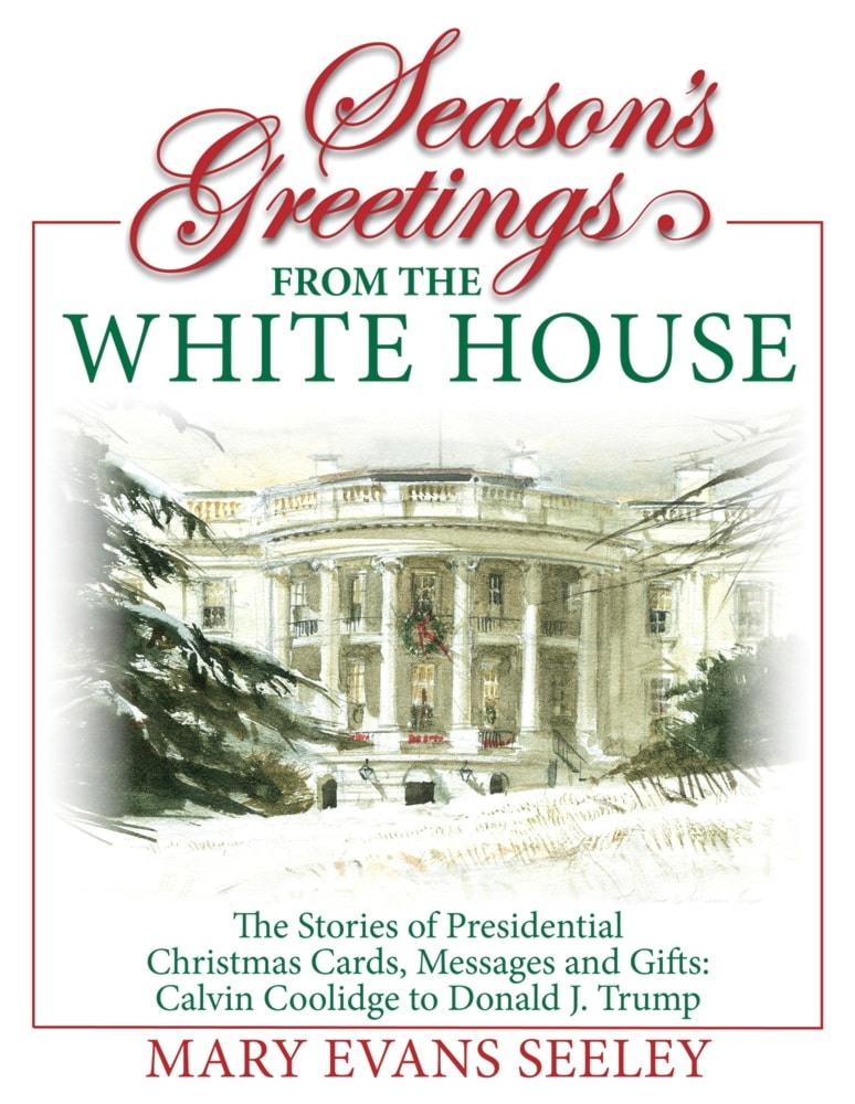 2019 White House Christmas Card.Free Christmas Card W Purchase Of Green Room Ornament And